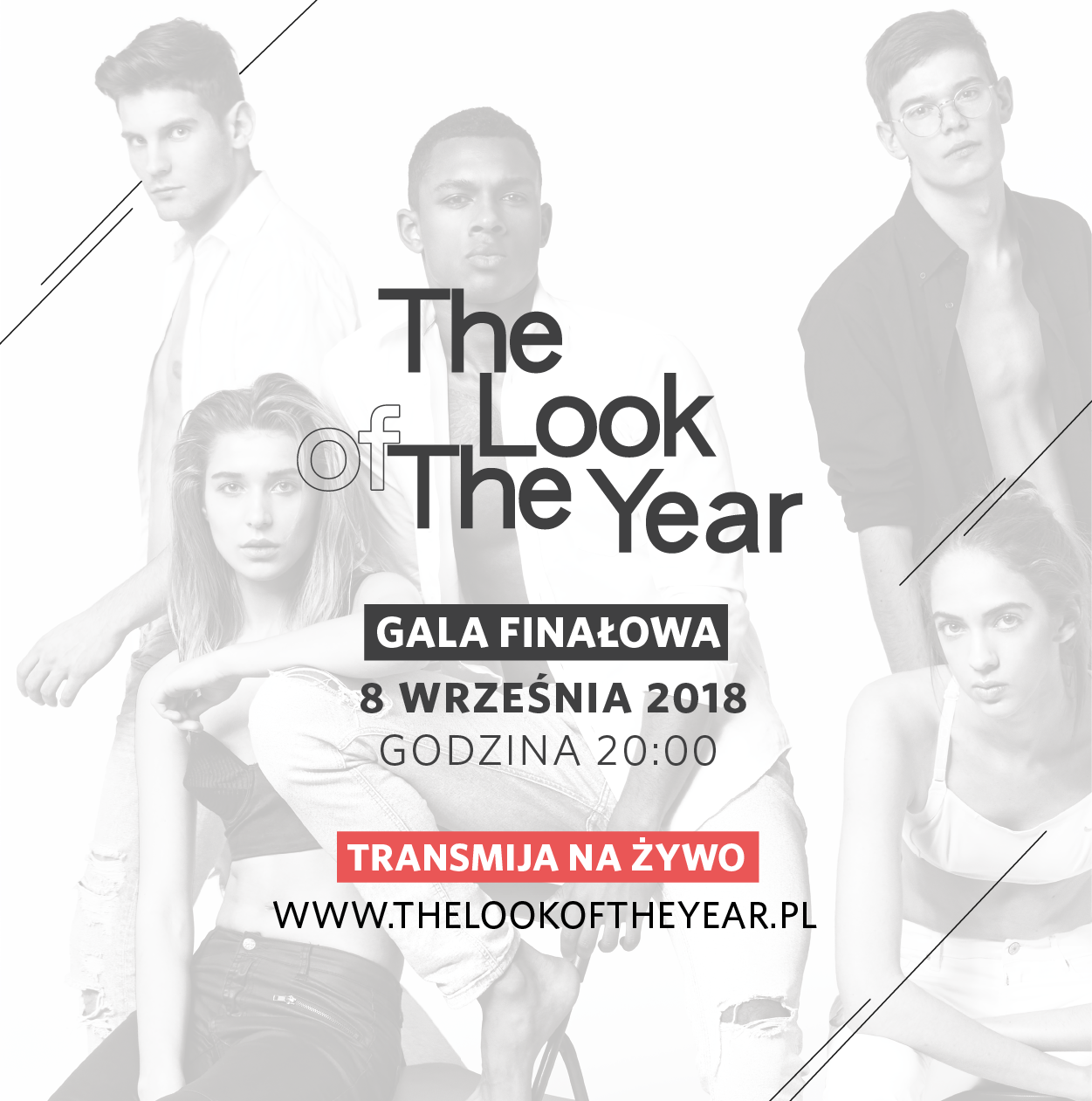 Transmisja z gali THE LOOK OF THE YEAR 2018