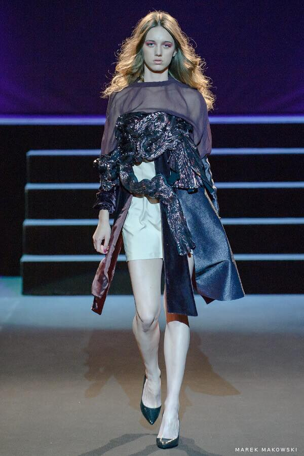 Ania Mitera na Gali Fashion Designers Award