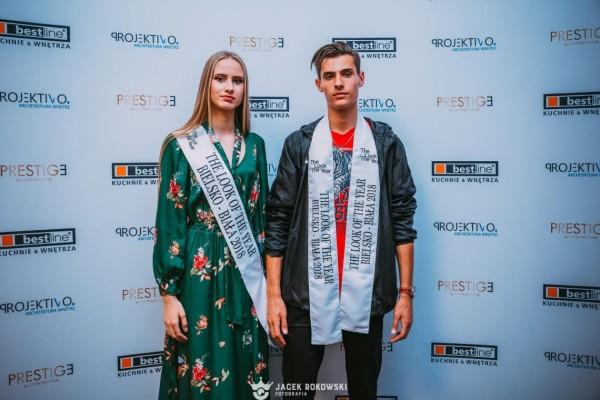 Zwycięzcy THE LOOK OF THE YEAR Bielsko - Biała 2018