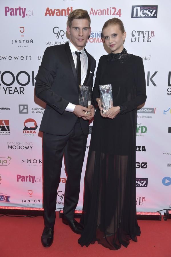 Natalia Kozicz i Robert Kapica zwycięzcami THE LOOK OF THE YEAR 2016