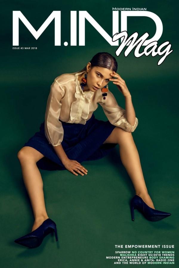 Marcelina Latocha w MIND Magazine
