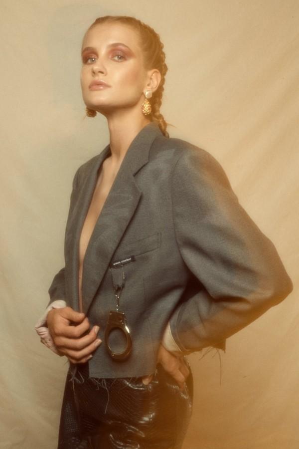 Angelika Łebek w swojej najnowszej sesji zdjęciowej