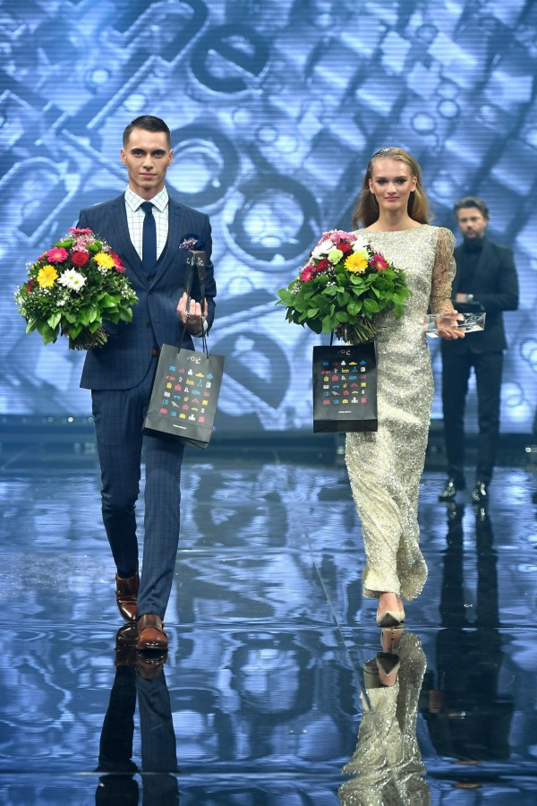 Zosia Walczak i Oskar Iński wygrali The Look Of The Year 2019