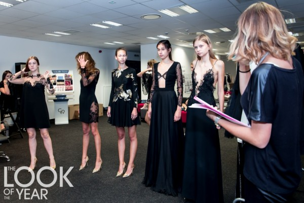 Backstage finału THE LOOK OF THE YEAR 2016