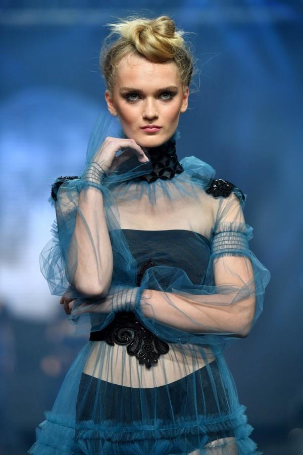 Pokaz Lidii Kality na finale tegorocznej edycji The Look Of The Year