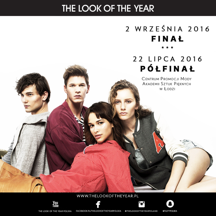 Finał THE LOOK OF THE YEAR 2016